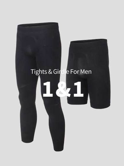 男士下装(紧身裤,紧身裤)2张