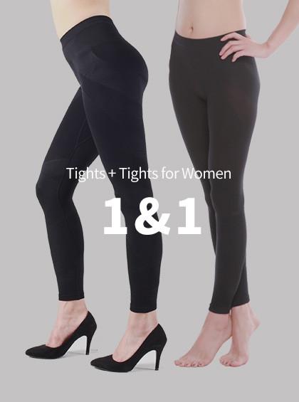 女人的两件裤袜套装